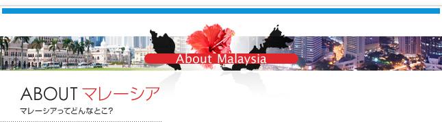 マレーシアってどんなことこ?